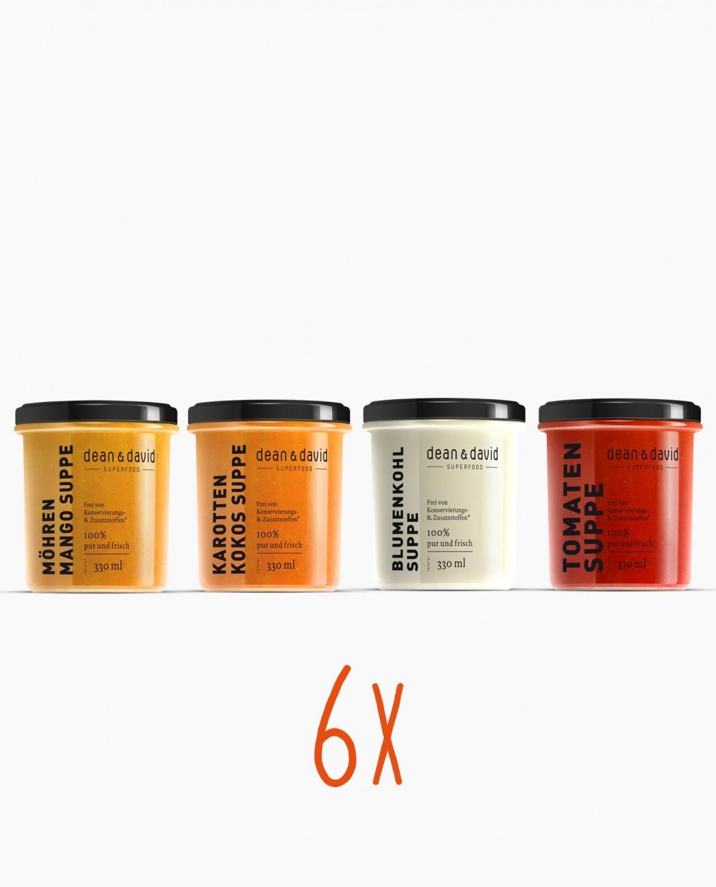 6er Soups Wunschbox