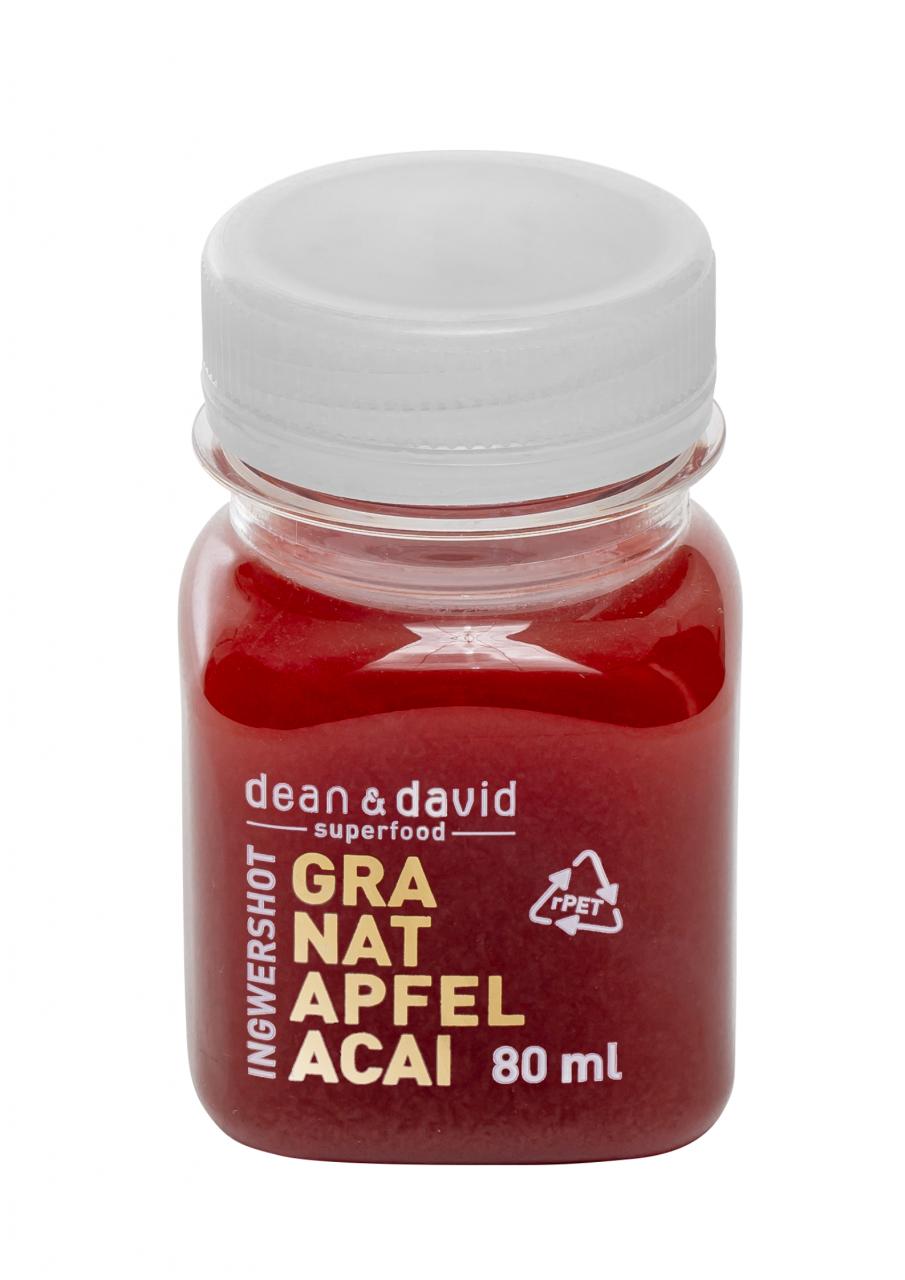 Ingwershot Granatapfel 80mL