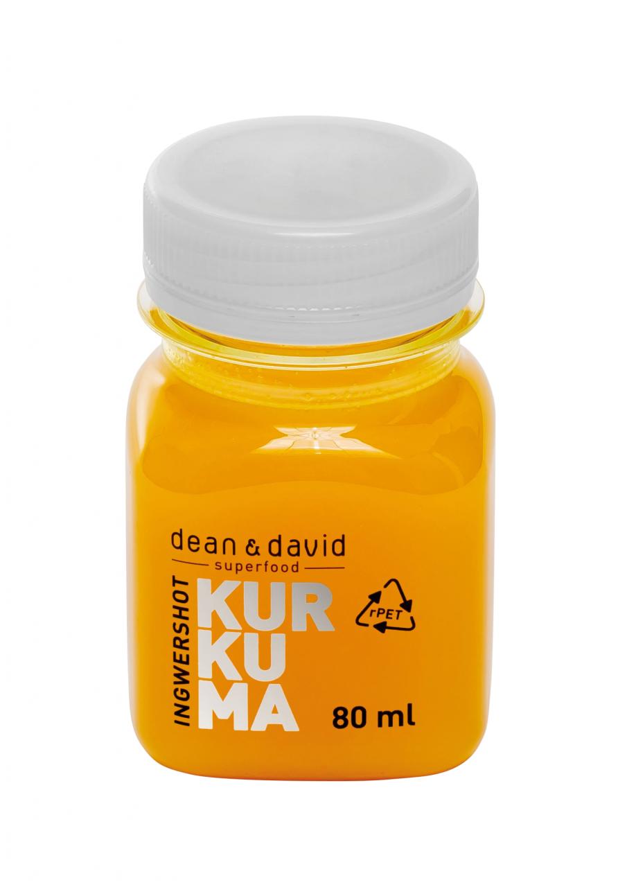 Ingwershot Kurkuma 80mL