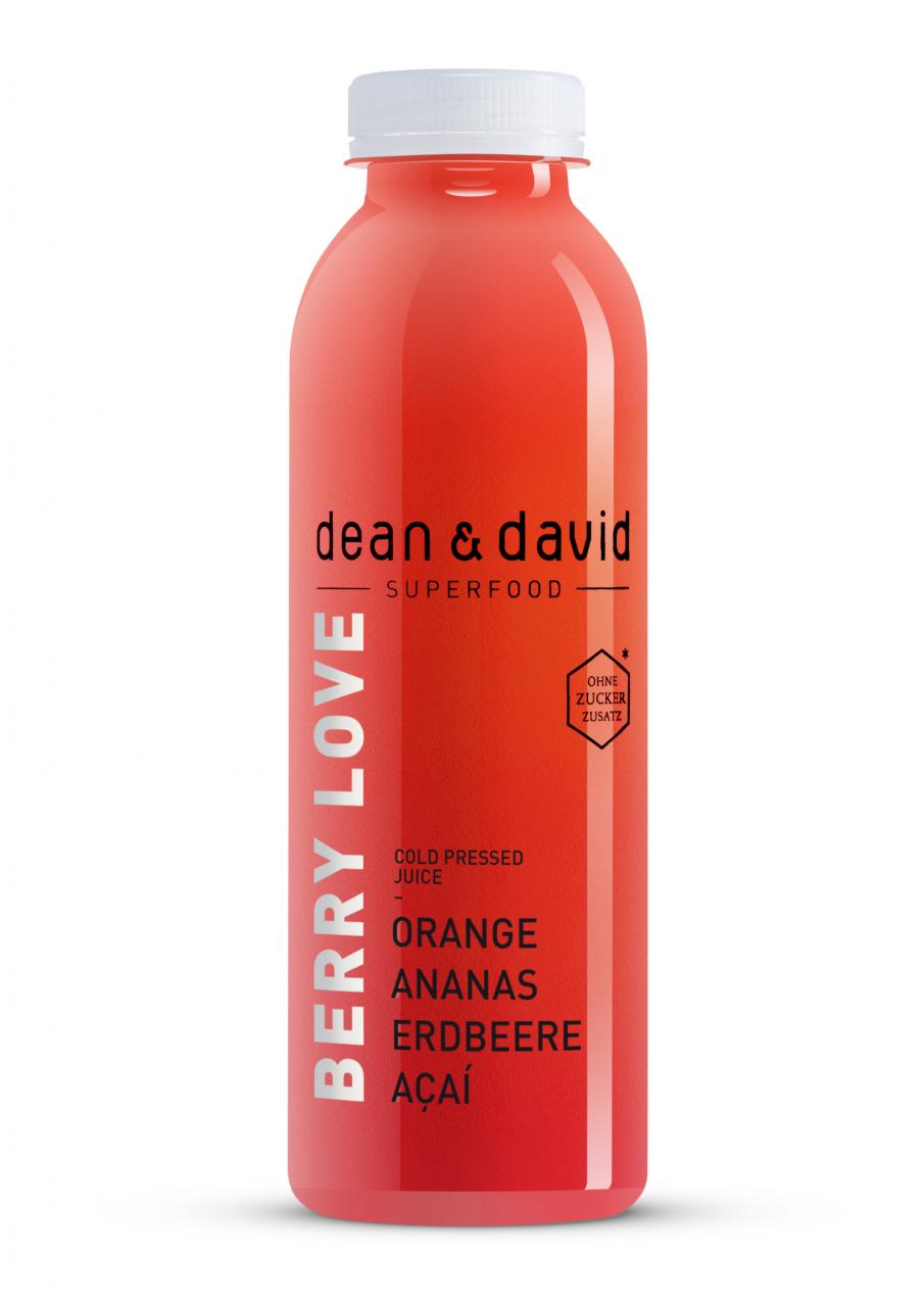 Berry Love 330ml
